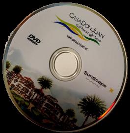 DVD SunScape