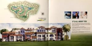 Plano Golf Casa Don Juan Golf