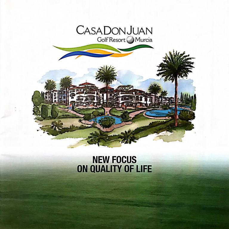 Casa Don Juan Golf Resort