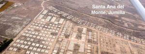 Vista aérea Santa Ana del Monte (Abolex)